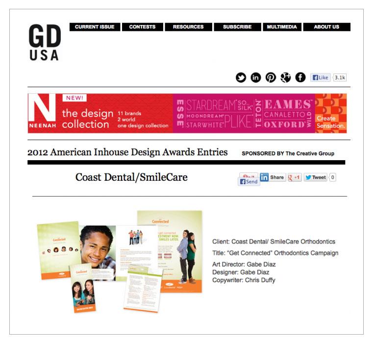 CD-awards-Print-Ortho-GDUSA-magazine