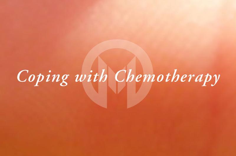 Moffitt Cancer Center Chemo Brochure