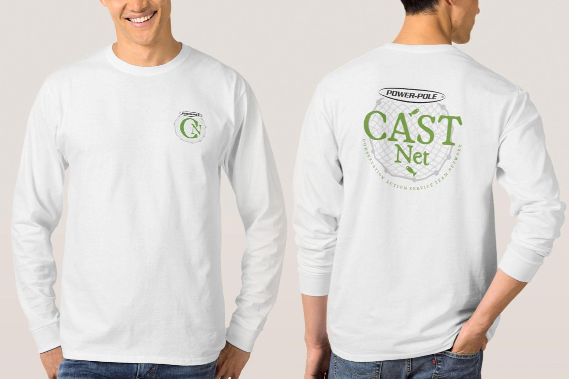 CastNet Long Sleeve T