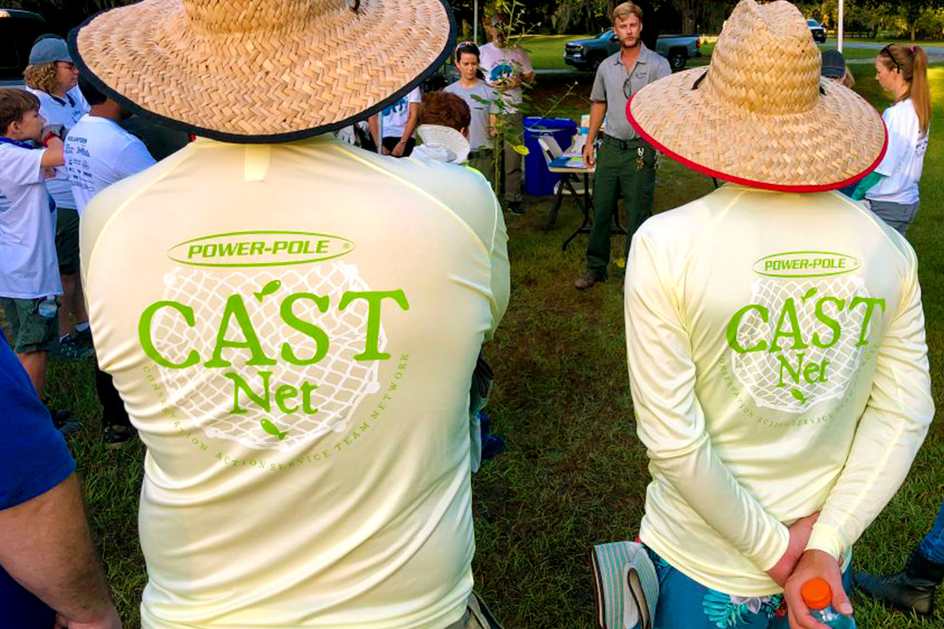 CastNet Long Sleeve T2