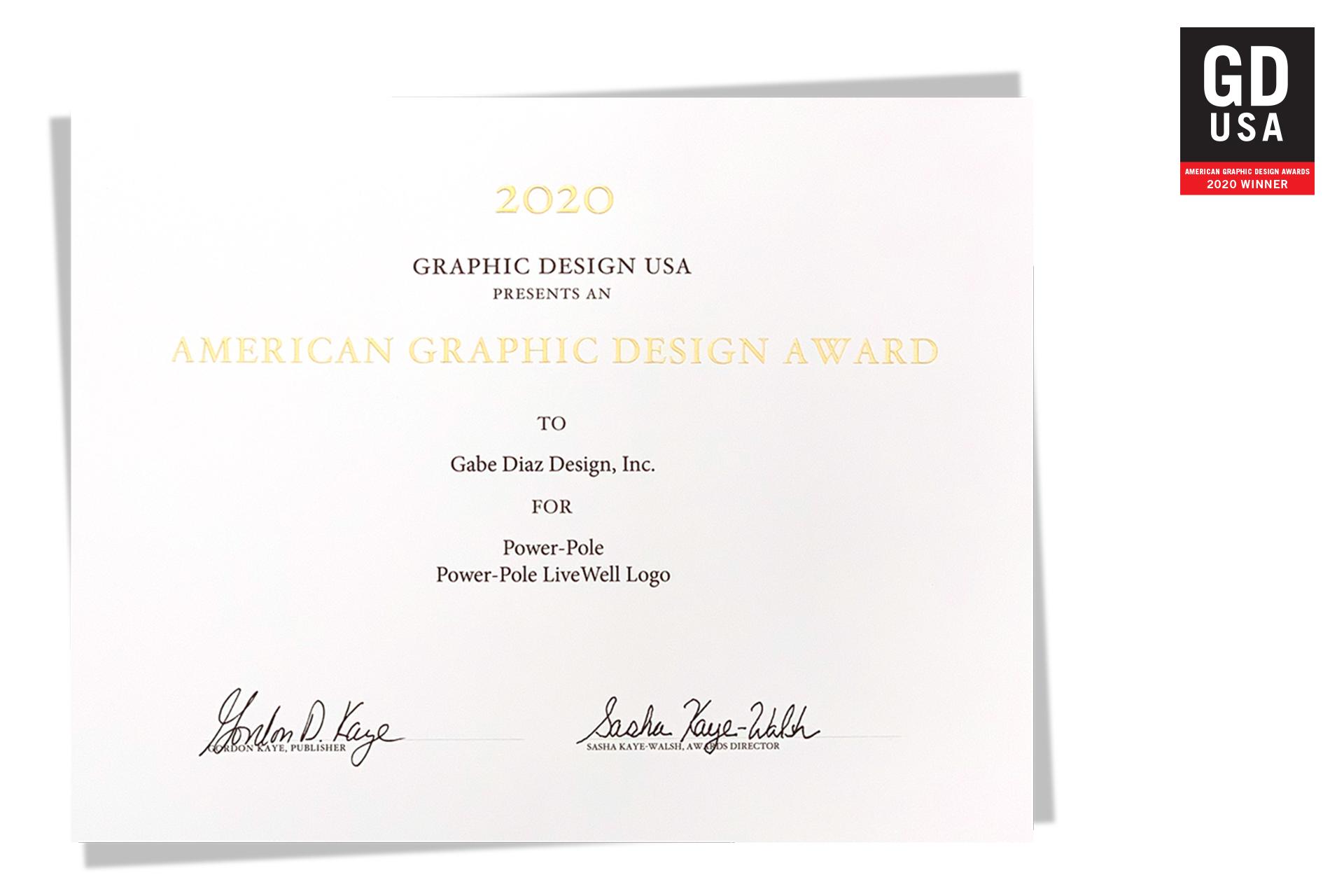 GDUSA Award